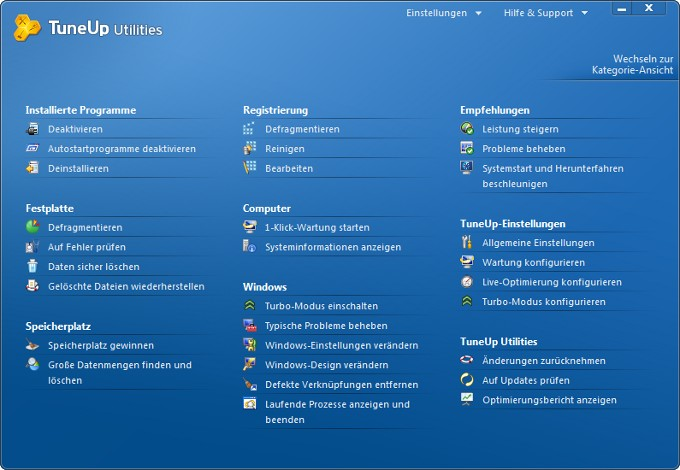TuneUp Utilities 2011 Released, Exclusive Genuine License Giveaway For